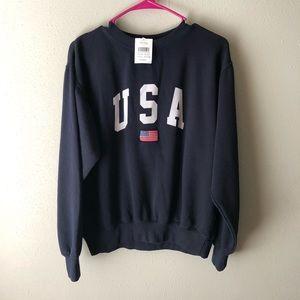 Brandy Melville Erica USA sweatshirt
